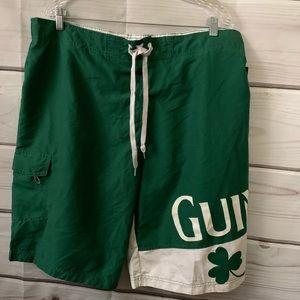 NWT Men's Guinness Swim shorts -